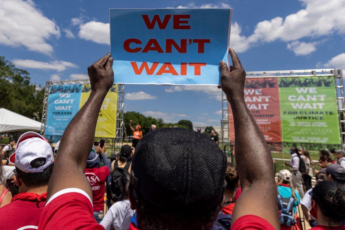Los defensores de inmigrantes han intensificado su movilización para lograr una reforma migratoria.