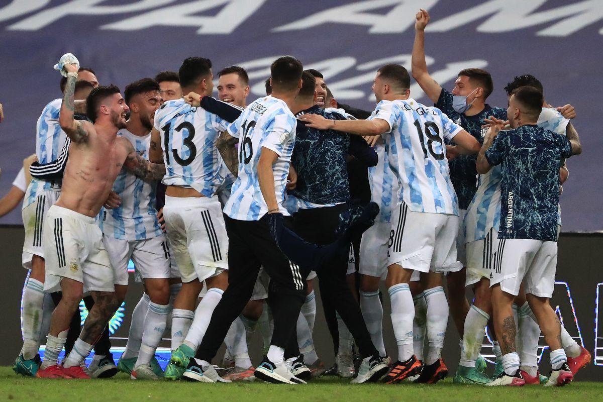 Argentina alcanzó la Copa América número 15 de su historia.