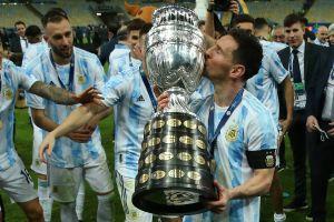 """Argentina vs. Italia: conoce los detalles de la """"Copa Diego Armando Maradona"""""""