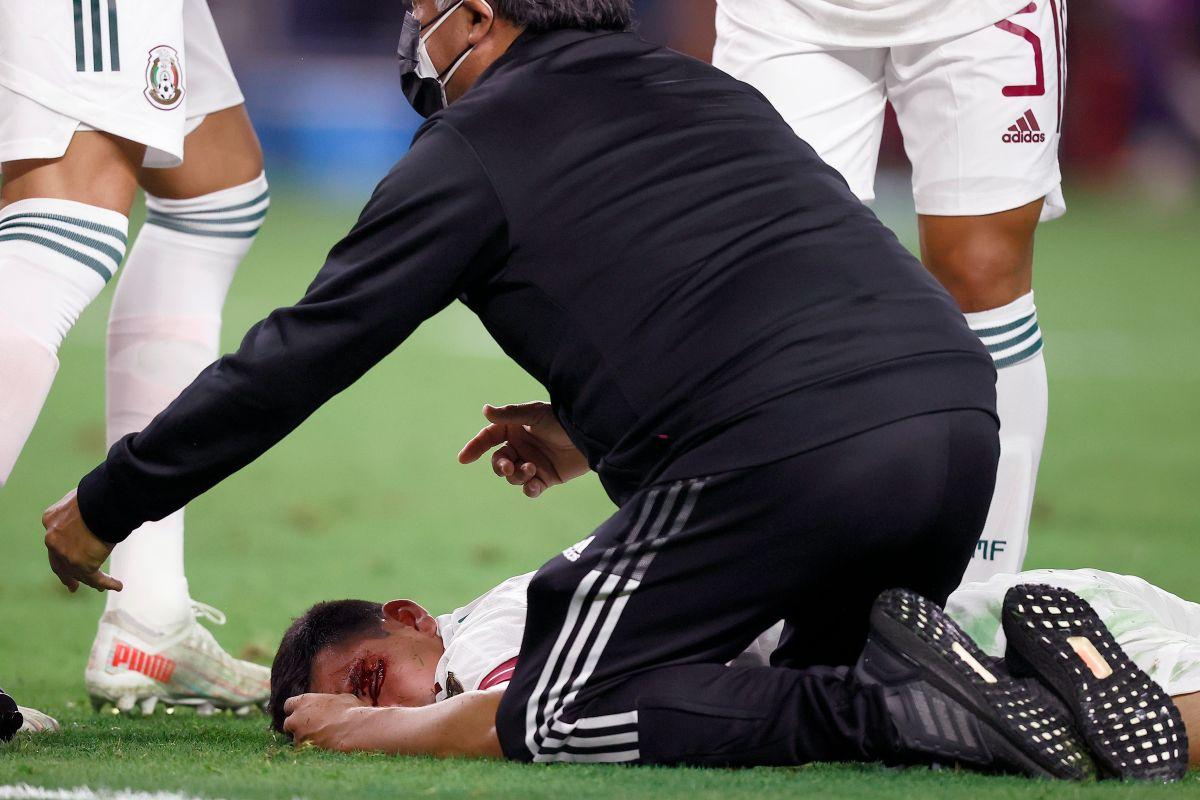 Lozano será sometido a pruebas neurológicas.
