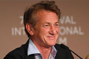Sean Penn renunciará a su nueva serie si no se vacuna a todo el equipo de producción
