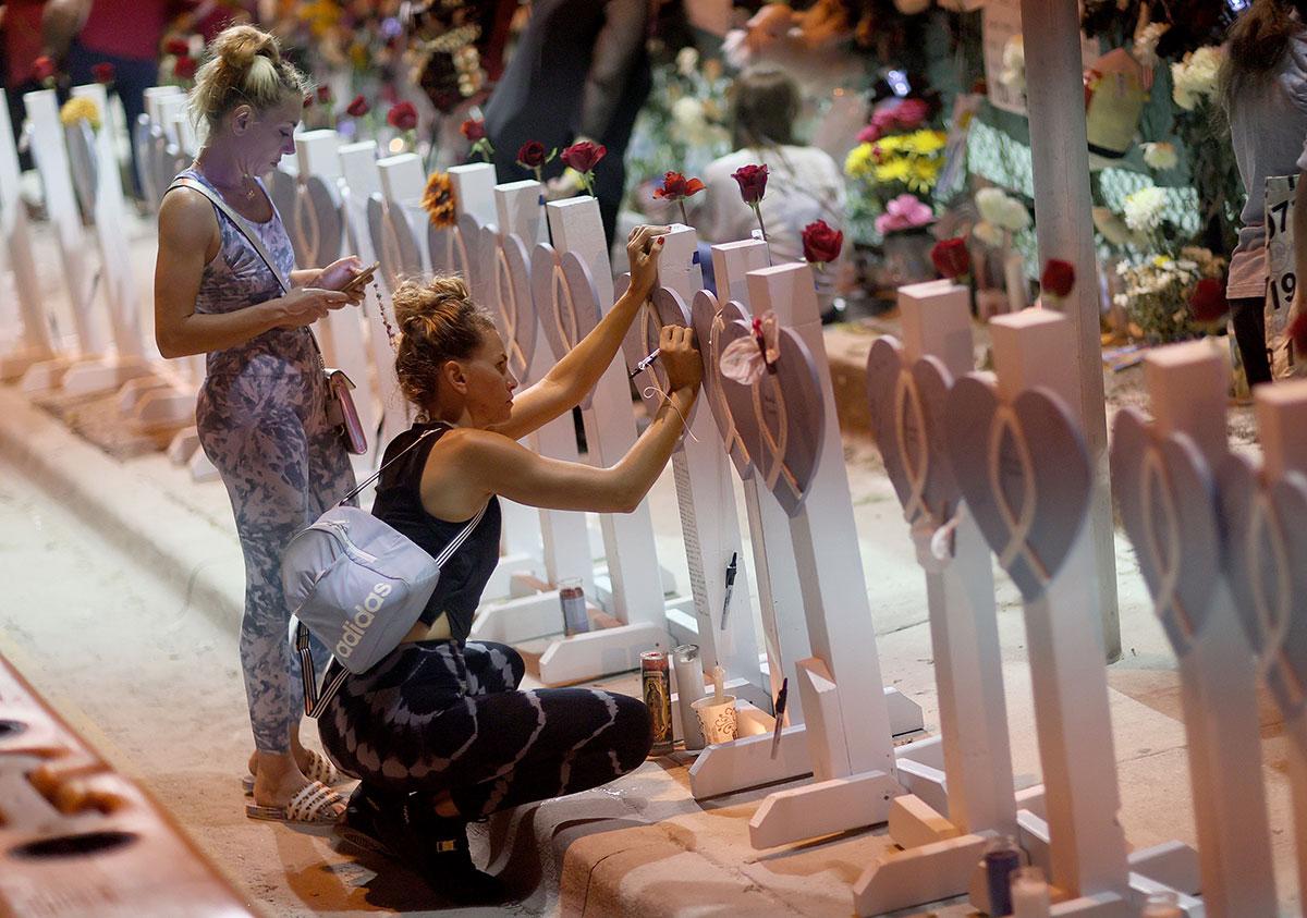 Autoridades de Miami identifican a la víctima 96 de los 97 cuerpos rescatados del edificio Champlain Towers