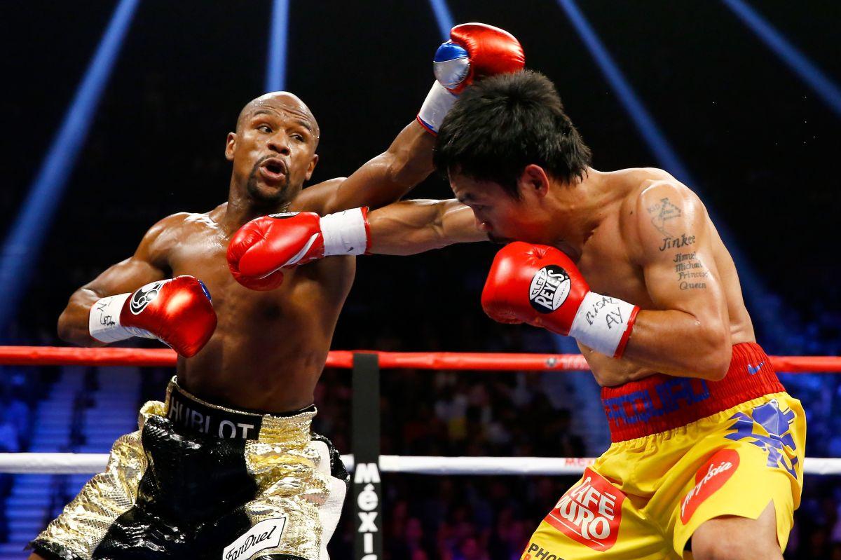 Floyd insinuó que el Manny no fue inteligente al administrar su fortuna.