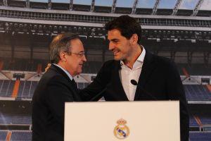 "Se reveló un audio de Florentino Pérez en el que arremetió contra Casillas: ""Pobre hombre, es como un perrito faldero"""