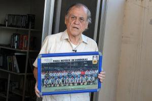 "Honduras de luto: Murió la leyenda del fútbol Porfirio Armando ""Cañón"" Betancourt"