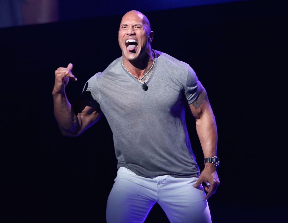 Se rumora que Dwayne Johnson podría ser la nueva estrella de Space Jam.