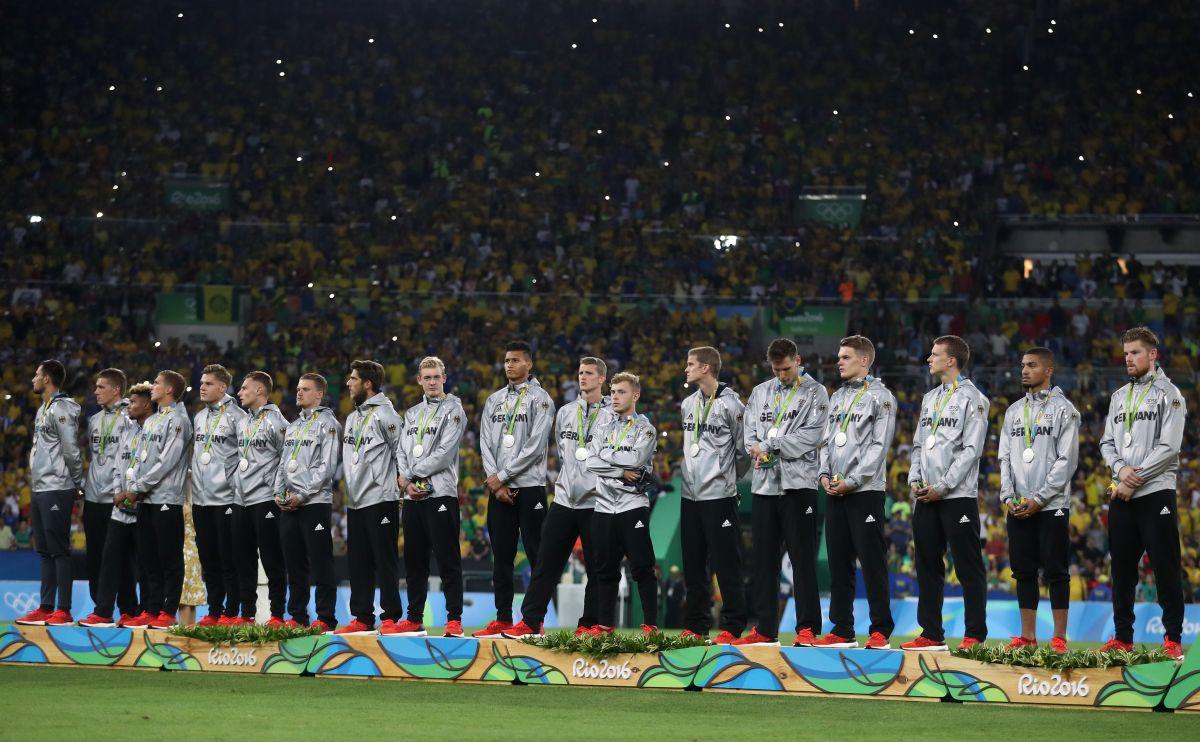 El equipo alemán obtuvo la medalla de plata en Río 2016.