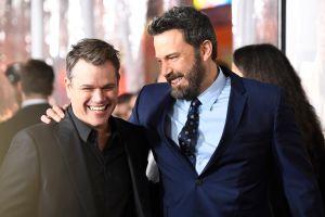 """""""The Last Duel"""": Matt Damon y Ben Affleck juntos de nuevo en la pantalla grande"""