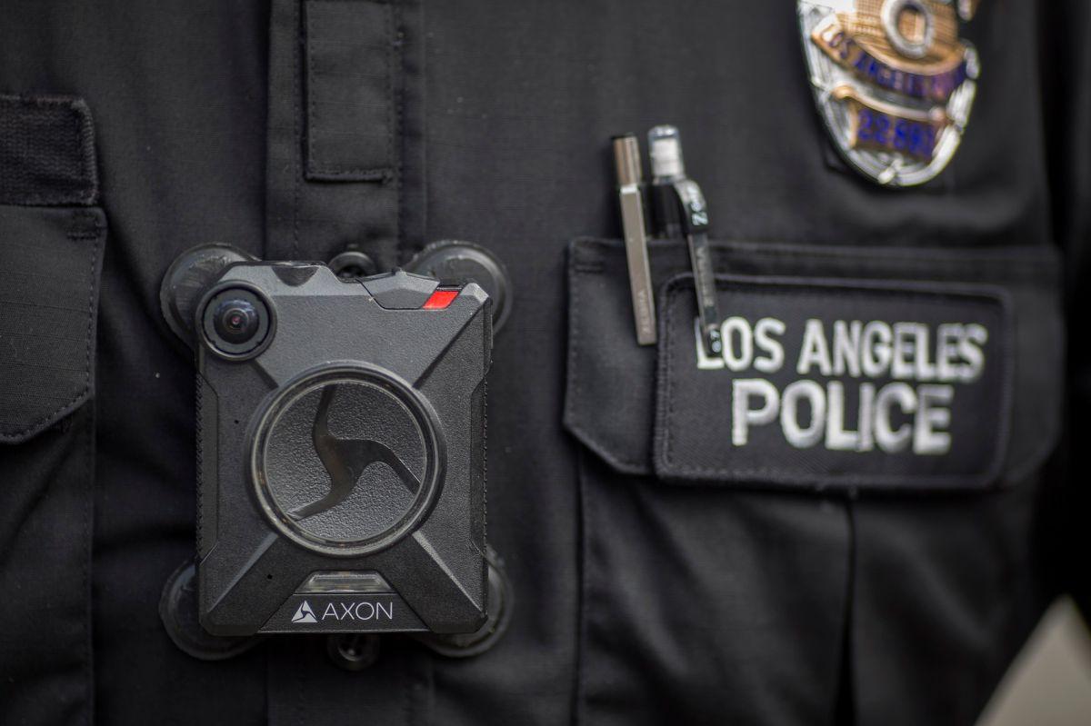 El Departamento de Policía de Los Ángeles investiga si se aplicó exceso de fuerza en el arresto de Jaxon Hayes