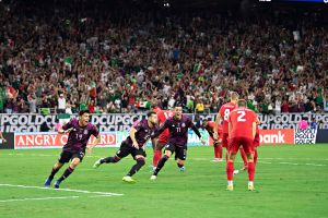 México de infarto: Héctor Herrera marcó al minuto 99 y clasificó al Tri a la final de la Copa Oro, que jugará ante Estados Unidos