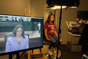 Dreamer quien se queda sin DACA habla con la vicepresidenta Harris