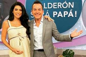 Carlos Calderón y su prometida Vanessa Lyon, quien está embarazada, dan positivo a COVID-19