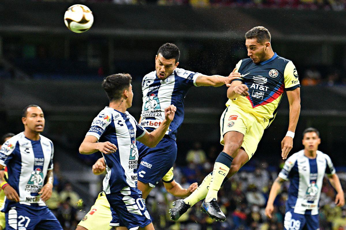 """El """"Charrúa"""" llegó a la Liga MX en el año 2020."""
