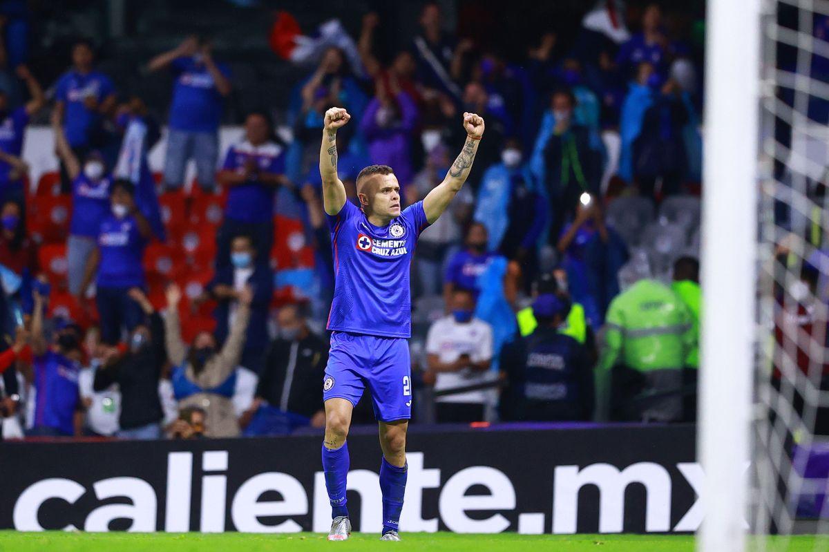 Jonathan Rodríguez guió al Cruz Azul al ansiado y elusivo campeonato de Liga.