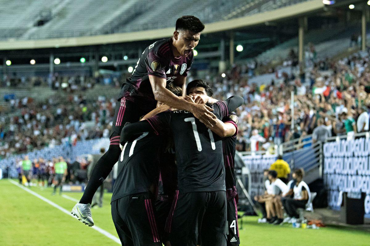 Rogelio Funes Mori viene de marcarle dos goles a Guatemala.