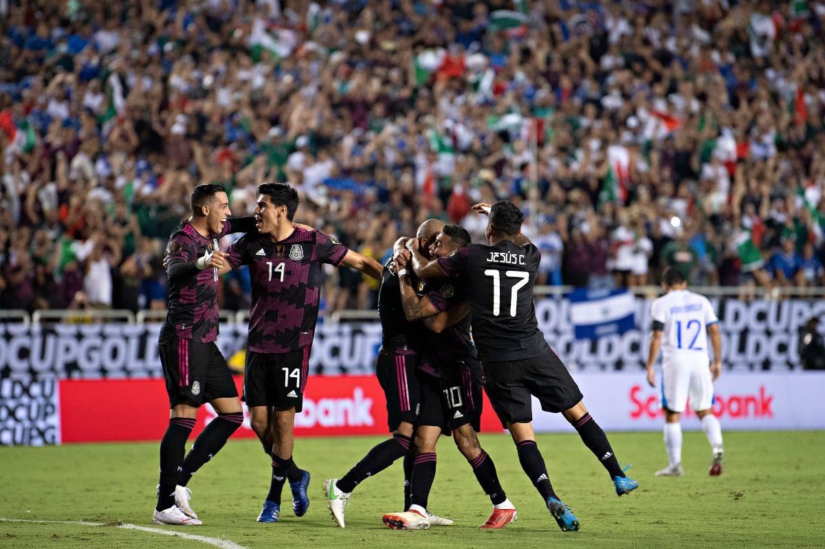 México vs. Honduras: alineaciones probables, horarios y dónde podrás ver a El Tri por los cuartos de final de la Copa Oro
