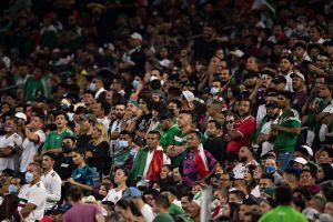 Público sin control: los gritos homofóbicos afectaron el partido entre México y Canadá por la Copa Oro