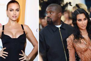 Irina Shayk no está contenta con los rumores de ruptura con Kanye West
