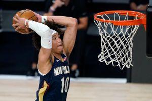 NBA: jugador de los Pelicans terminó en el hospital tras pelear con policías en Los Ángeles