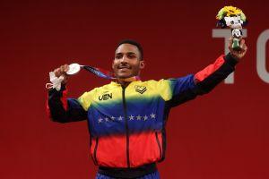 Julio Mayora le dio a Venezuela su primera medalla en Tokio 2020 y celebró de forma icónica