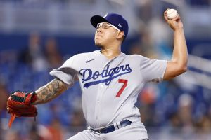 Julio Urías quiere ser el as de los Dodgers: el mexicano es el más ganador en MLB previo al Juego de Estrellas