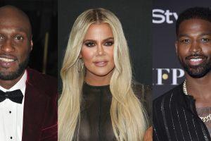 Ex parejas de Khloé Kardashian protagonizaron tenso momento en Instagram