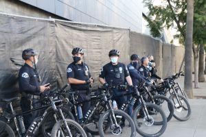 Agentes de LAPD no activan sus cámaras corporales de video