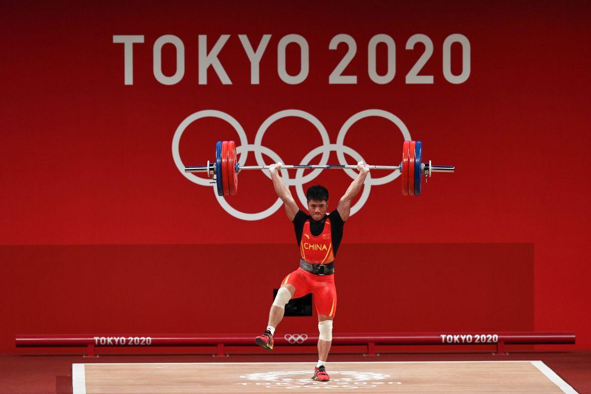 Li Fabin ganó con comodidad la medalla de oro.