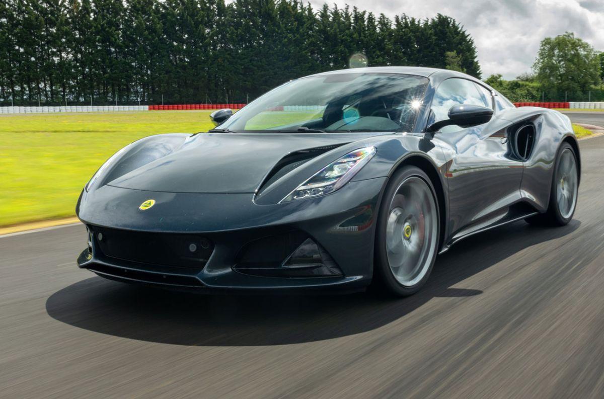 Lotus se despide de la mecánica de combustión interna con este modelo