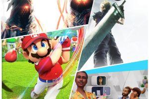 Reseña: Mario Golf Super Rush, Final Fantasy VII Remake Intergrade, Scarlet Nexus y Los Sims 4 Interiorismo