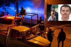 Matan a 8 personas entre ellas 2 mujeres en plena fiesta en plaza que CJNG y Cártel de Sinaloa se disputan