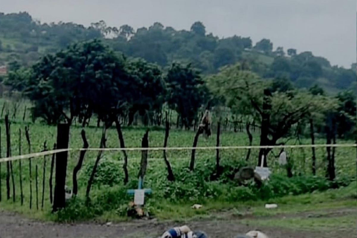 Narcos tiran 5 cuerpos en zona que el CJNG y Cárteles Unidos pelean