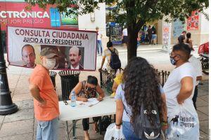 La consulta ciudadana en México, para que los anteriores crímenes del poder no vuelvan a ocurrir