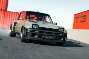 Así es el clásico de Renault convertido en un restomod