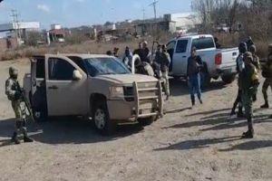 Soldados mexicanos abaten a 4 de la Tropa del Infierno del Cártel del Noreste que los atacaron
