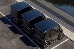 Este vehículo eléctrico propone un atractivo sistema de movilidad