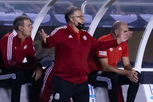 """Tri dominante: """"Tata"""" Martino calificó positivamente la fase de grupos de México en la Copa Oro 2021"""