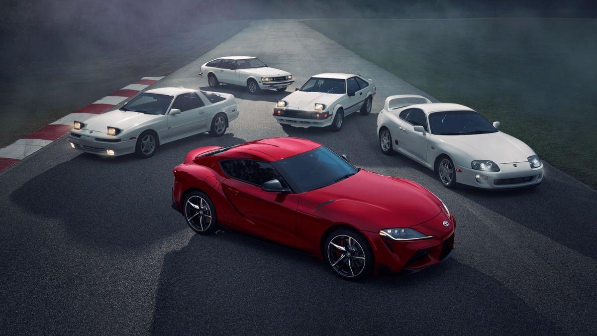 Toyota continuará fabricando repuestos para las generaciones pasadas de su Supra.