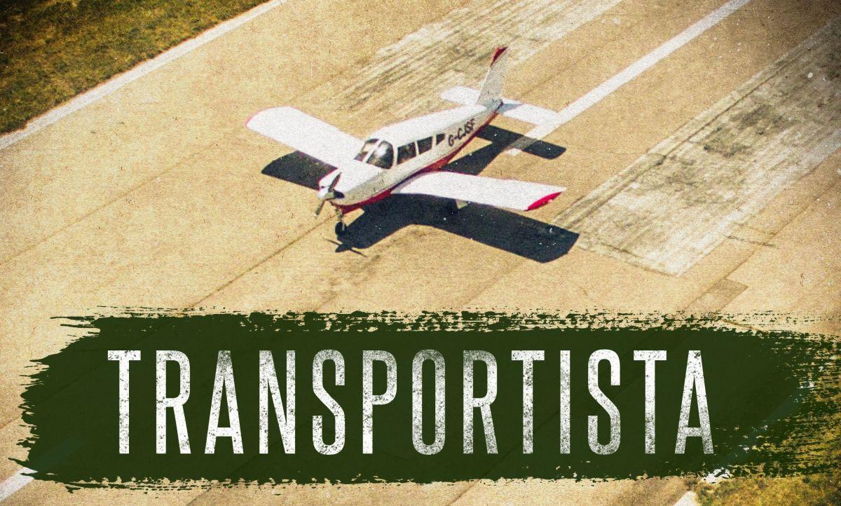 Transportista es un podcast de iHeart Media.