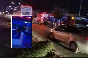 VIDEO: Captan ataque a balazos al estilo narco dentro de bar en México