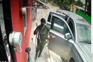 VIDEO: Narcos del Cártel de Sinaloa acechan la frontera sureste de Estados Unidos, así los vieron