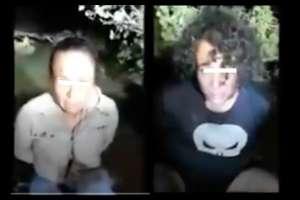 VIDEO: Narcos interrogan y ejecutan a mujeres presuntamente relacionadas con rivales