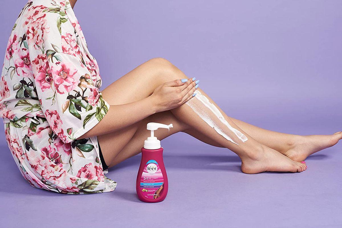 Crema depiladora para mujer ¿Cuáles son las mejores?