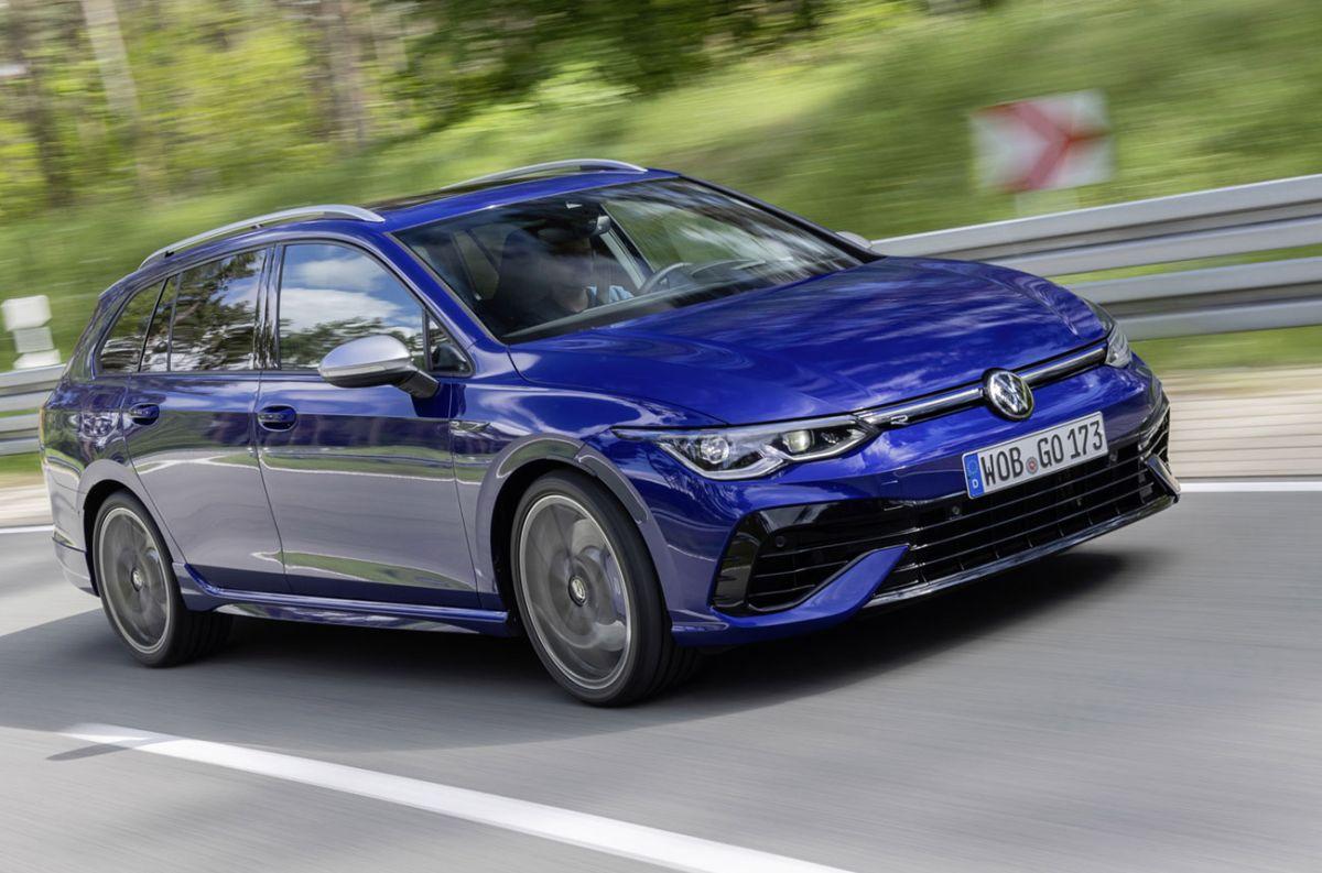 Deportividad familiar con el nuevo Volkswagen Golf R Variant