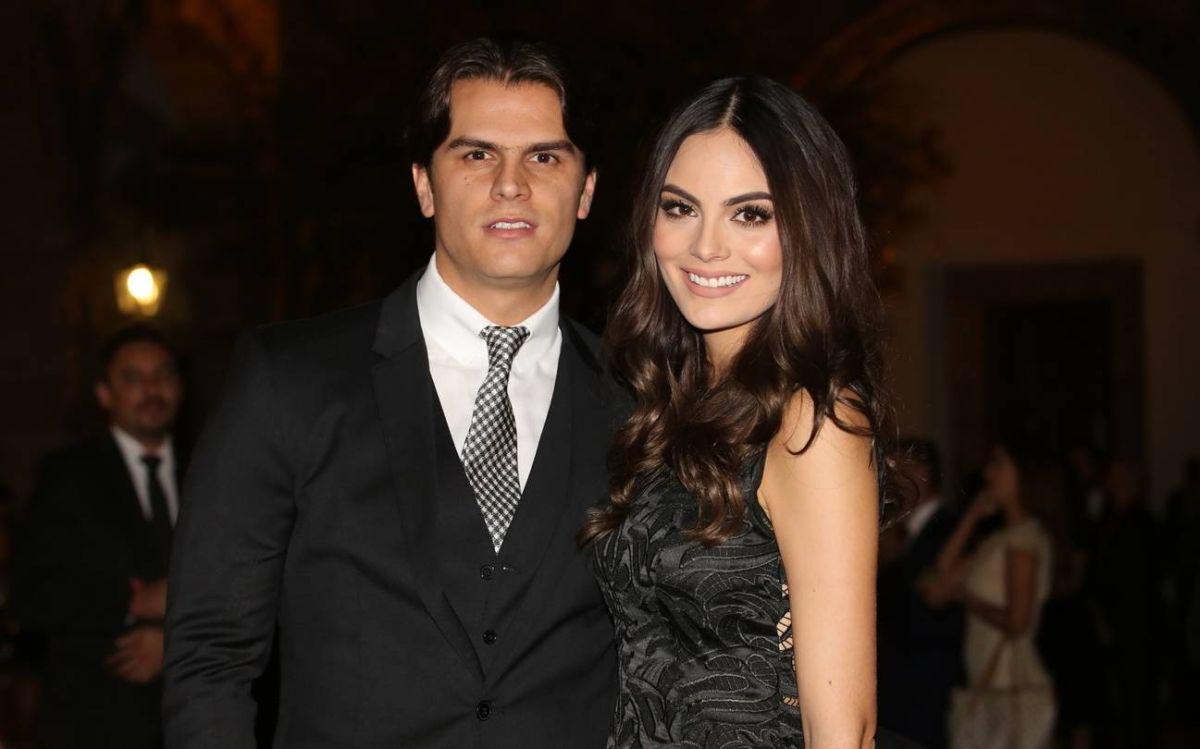 Ximena Navarrete y Juan Carlos Valladares revelan el sexo del bebé que esperan.
