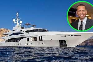 Así es la 'humilde' mansión flotante en la que Alex Rodriguez se olvida de Jennifer Lopez