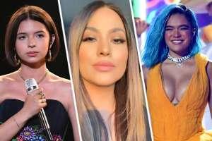 Mayeli Alonso explota y defiende a Karol G tras críticas de Ángela Aguilar