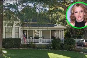 Así luce la casa donde Britney Spears grabó 'From the Bottom of My Broken Heart'