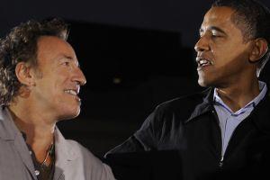 """Bruce Springsteen y Barack Obama lanzarán el libro de entrevistas """"Renegades"""""""