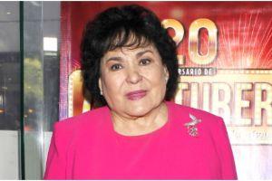 Carmen Salinas ya sabe a quién le heredará la casa que compró tras ganarse la lotería